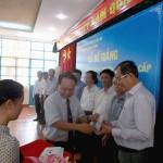 Bế giảng lớp Bồi dưỡng ngạch Chuyên viên Cao cấp Khóa VIII năm 2016 tại cơ sở Học viện TP. Hồ Chí Minh