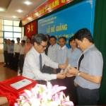 Bế giảng Lớp bồi dưỡng năng lực, kỹ năng lãnh đạo, quản lý cấp Sở khóa VII năm 2016 tại cơ sở Học viện TP. Hồ Chí Minh