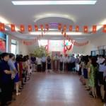 Họp mặt đầu xuân Đinh Dậu 2017 tại Học viện Hành chính Quốc gia cơ sở TP. Hồ Chí Minh