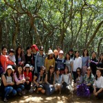 Công đoàn Bộ phận và Ban Nữ công Cơ sở Học viện TP. Hồ Chí Minh tổ chức chuyến về nguồn thăm chiến khu rừng Sác nhân kỷ niệm ngày Quốc tế Phụ nữ 8/3