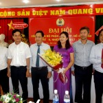 ĐẠI HỘI CÔNG ĐOÀN BỘ PHẬN Cơ sở Học viện tại TP. Hồ Chí Minh lần thứ II (nhiệm kỳ 2017-2022) thành công tốt đẹp