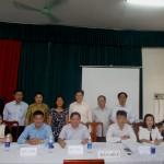 Học viện Hành chính Quốc gia cơ sở TP. Hồ Chí Minh tổ chức triển khai thủ tục xác nhận nhập học hệ chính quy Đại học Quản lý Nhà nước Khóa 18 (2017 - 2021)