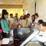 Học viện Hành chính Quốc gia cơ sở TP. Hồ Chí Minh tổ chức tiếp sinh các tân sinh viên Đại học Quản lý Nhà nước hệ chính quy Khóa 18 (2017 - 2021)