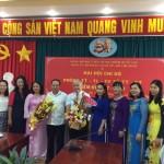 Các Chi bộ thuộc Đảng bộ Học viện Hành chính Quốc gia tại TP. Hồ Chí Minh hoàn thành việc tổ chức Đại hội nhiệm kỳ 2017 - 2020