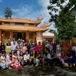 Công đoàn Bộ phận và Ban Nữ công Cơ sở Học viện TP. Hồ Chí Minh tổ chức chuyến đi thực tế nhân ngày Phụ nữ Việt Nam 20-10