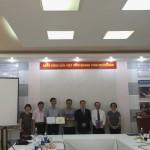 Đoàn chuyên gia và sinh viên Trường Quản trị và Hành chính công Quốc gia Philippines trao đổi kinh nghiệm với Cơ sở Học viện tại TP. Hồ Chí Minh