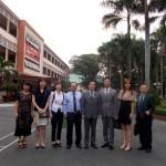 Đoàn chuyên gia Viện Phát triển Nguồn nhân lực Quốc gia Hàn Quốc  thăm và làm việc với Cơ sở Học viện tại TP. Hồ Chí Minh