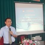 Một số bộ môn tại Cơ sở Học viện TP. Hồ Chí Minh tổ chức Hội thảo và Tọa đàm khoa học năm 2017