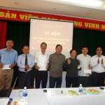Gặp mặt Kỷ niệm ngày thành lập Quân đội Nhân dân Việt Nam và ngày Hội Quốc phòng toàn dân tại Cơ sở Học viện TP. Hồ Chí Minh