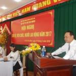 Học viện Hành chính Quốc gia Cơ sở Tp. Hồ Chí Minh tổ chức Hội nghị Cán bộ, Viên chức và Người lao động năm 2017