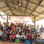 Công đoàn Bộ phận và Ban Nữ công Cơ sở Học viện TP. Hồ Chí Minh tổ chức các hoạt động nhân kỷ niệm ngày Quốc tế Phụ nữ 8/3