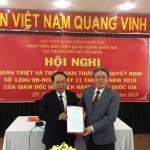 Hội nghị quán triệt và thực hiện Quyết định số 1206/QĐ-HCQG ngày 11/4/2018 của Học viện Hành chính Quốc gia về quy định chức năng, nhiệm vụ, quyền hạn và cơ cấu tổ chức của Phân viện Học viện Hành chính Quốc gia tại TP. Hồ Chí Minh