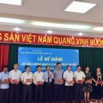Phân viện HVHCQG tại TP. Hồ Chí Minh tổ chức bế giảng Lớp bồi dưỡng ngạch Chuyên viên Cao cấp khóa II năm 2018
