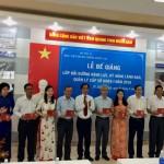 Phân viện HVHCQG tại TP. Hồ Chí Minh tổ chức bế giảng Lớp bồi dưỡng năng lực, kỹ năng lãnh đạo, quản lý cấp Sở khóa I năm 2018