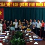 Công bố Quyết định điều động và giao nhiệm vụ cho TS. Hà Quang Thanh giữ chức vụ Phó Giám đốc Phụ trách Phân viện HVHCQG tại TP. Hồ Chí Minh