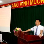 Phân viện HVHCQG tại TP. Hồ Chí Minh khai giảng lớp bồi dưỡng phương pháp sư phạm cho giảng viên quản lý nhà nước
