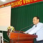 Phân viện Học viện Hành chính Quốc gia tại TP. Hồ Chí Minh khai giảng Lớp bồi dưỡng năng lực, kỹ năng lãnh đạo, quản lý cấp Sở khóa IV năm 2018