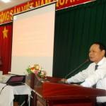 Khai giảng Lớp bồi dưỡng QLNN Chuyên viên Cao cấp khóa X năm 2018 tại Phân viện Học viện TP. Hồ Chí Minh