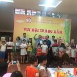 """Công đoàn Bộ phận Phân viện HVHCQG tại TP. Hồ Chí Minh tổ chức hoạt động """"Vui hội Trăng rằm 2018"""" cho các cháu thiếu niên, nhi đồng là con cán bộ, nhân viên và người lao động tại Phân viện"""