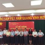 Bế giảng Lớp bồi dưỡng ngạch Chuyên viên Cao cấp khóa VI năm 2018 tại Phân viện HVHCQG tại TP. Hồ Chí Minh