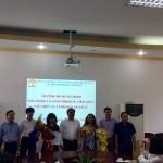 Giám đốc Học viện Hành chính Quốc gia công bố nhân sự và giao ban tại Phân viện HVHCQG tại TP. Hồ Chí Minh