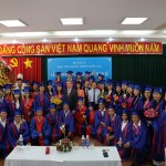 Lễ bế giảng và trao bằng Thạc sỹ đợt 2 năm 2018 tại Phân viện HVHCQG tại TP. Hồ Chí Minh