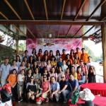 Phân viện HVHCQG tại TP. Hồ Chí Minh tổ chức hoạt động dã ngoại nhân ngày Quốc tế Phụ nữ 8 - 3