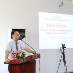 Khai giảng Lớp bồi dưỡng năng lực, kỹ năng lãnh đạo, quản lý cấp Sở khóa II năm 2019 tại Phân viện TP. Hồ Chí Minh
