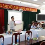 """Hội thảo khoa học về """"Xây dựng bộ tài liệu các chuyên đề bồi dưỡng kỹ năng của Phân viện Học viện Hành chính Quốc gia tại TP. Hồ Chí Minh"""""""