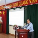 Khai giảng Lớp bồi dưỡng lãnh đạo, quản lý cấp Sở và tương tương tại Phân viện TP. Hồ Chí Minh