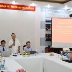 Tổ chức các Tọa đàm khoa học về nâng cao chất lượng đề tài nghiên cứu khoa học và công tác đào tạo bồi dưỡng tại Phân viện TP. Hồ Chí Minh