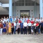 Phân viện Học viện tại TP. Hồ Chí Minh tổ chức chuyến đi về nguồn thăm Di tích lịch sử Quốc gia đặc biệt Trung ương Cục miền Nam nhân kỷ niệm 60 năm ngày thành lập Học viện Hành chính Quốc gia