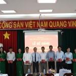 Bế giảng Lớp bồi dưỡng lãnh đạo, quản lý cấp Sở và tương đương năm 2019 tại Phân viện Học viện tại TP. Hồ Chí Minh