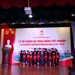 Bế giảng và trao bằng tốt nghiệp Đại học QLNN hệ chính quy cho sinh viên khóa 16 (2015-2019) tại Phân viện Học viện TP. Hồ Chí Minh