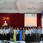 Bế giảng Lớp bồi dưỡng lãnh đạo, quản lý cấp Sở và tương đương khóa IV năm 2019 tại Phân viện Học viện tại TP. Hồ Chí Minh