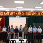 Bế giảng Lớp bồi dưỡng năng lực, kỹ năng lãnh đạo, quản lý cấp huyện khóa III năm 2019 tại Phân viện Học viện tại TP. Hồ Chí Minh