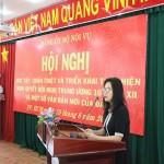Hội nghị học tập, quán triệt và triển khai thực hiện Nghị quyết Hội nghị Trung ương 10 khóa XII cho đảng viên, công chức, viên chức và người lao động thuộc Bộ Nội vụ đang công tác trên địa bàn TP. Hồ Chí Minh