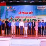 Phân viện Học viện hành chính Quốc gia tại TP. Hồ Chí Minh Tổng kết chiến dịch MÙA HÈ XANH TÌNH NGUYỆN lần thứ 19 - năm 2019