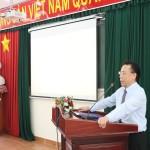Khai giảng Lớp bồi dưỡng ngạch Chuyên viên Cao cấp khóa VII năm 2019 tại Phân viện Học viện TP. Hồ Chí Minh