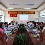 """Hội thảo khoa học về """"Nâng cao năng lực của giảng viên Phân viện Học viện Hành chính Quốc gia tại TP. Hồ Chí Minh trong việc giảng dạy các khóa bồi dưỡng"""""""