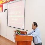 Khai giảng Lớp bồi dưỡng ngạch Chuyên viên Cao cấp khóa XV năm 2019 tại Phân viện Học viện Hành chính Quốc gia tại TP. Hồ Chí Minh
