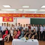 Bế giảng Lớp bồi dưỡng lãnh đạo, quản lý cấp Sở và tương đương khóa VIII năm 2019 tại Phân viện Học viện tại TP. Hồ Chí Minh