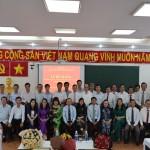 Bế giảng Lớp bồi dưỡng ngạch Chuyên viên Cao cấp khóa XII năm 2019 tại Phân viện Học viện tại TP. Hồ Chí Minh