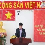 Hội nghị học tập, quán triệt và triển khai thực hiện Nghị quyết Hội nghị Trung ương 11 khóa XII cho công chức, viên chức, đảng viên các đơn vị thuộc và trực thuộc Bộ Nội vụ đang công tác trên địa bàn TP. Hồ Chí Minh