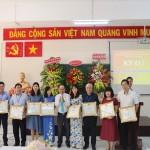 Các hoạt động chào mừng kỷ niệm 37 năm Ngày Nhà giáo Việt Nam 20/11 tại Phân viện Học viện tại TP. Hồ Chí Minh