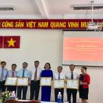 Bế giảng Lớp bồi dưỡng lãnh đạo, quản lý cấp Huyện khóa VII năm 2019 tại Phân viện Học viện tại TP. Hồ Chí Minh