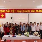 Bế giảng Lớp bồi dưỡng ngạch Chuyên viên Cao cấp khóa XV năm 2019 tại Phân viện Học viện tại TP. Hồ Chí Minh