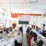 Phân viện HVHCQG tại TP. Hồ Chí Minh gặp mặt hưu trí nhân dịp Tết Nguyên đán Canh Tý 2020