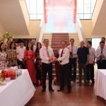 Giám đốc Học viện họp mặt đầu Xuân Canh Tý 2020 tại Phân viện HVHCQG tại TP. Hồ Chí Minh