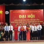 Đảng bộ Bộ phận Phân viện Học viện Hành chính Quốc gia tại TP. Hồ Chí Minh tổ chức thành công Đại hội lần thứ III nhiệm kỳ 2020 - 2025